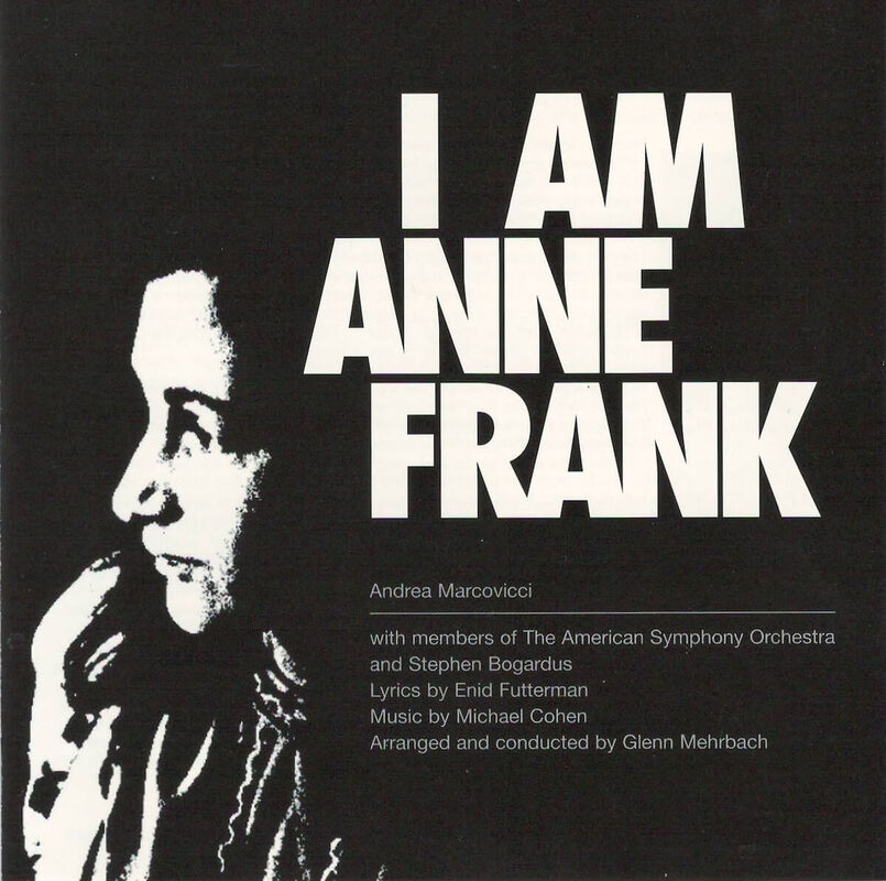 I Am Anne Frank - album cover